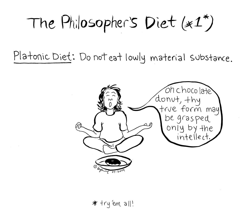 Platonic Diet