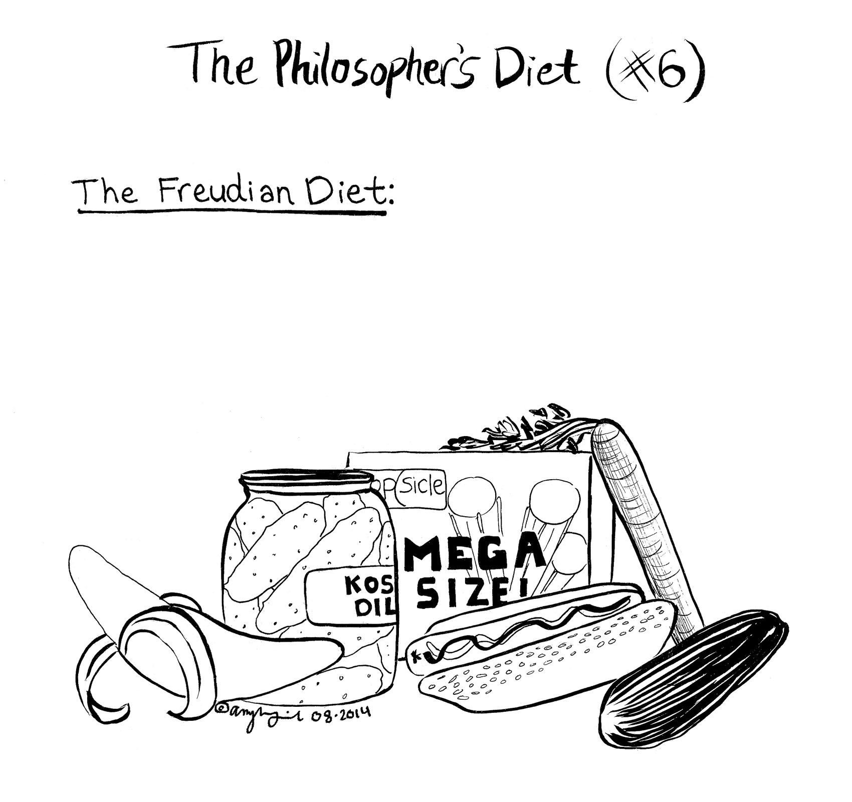 Freudian diet
