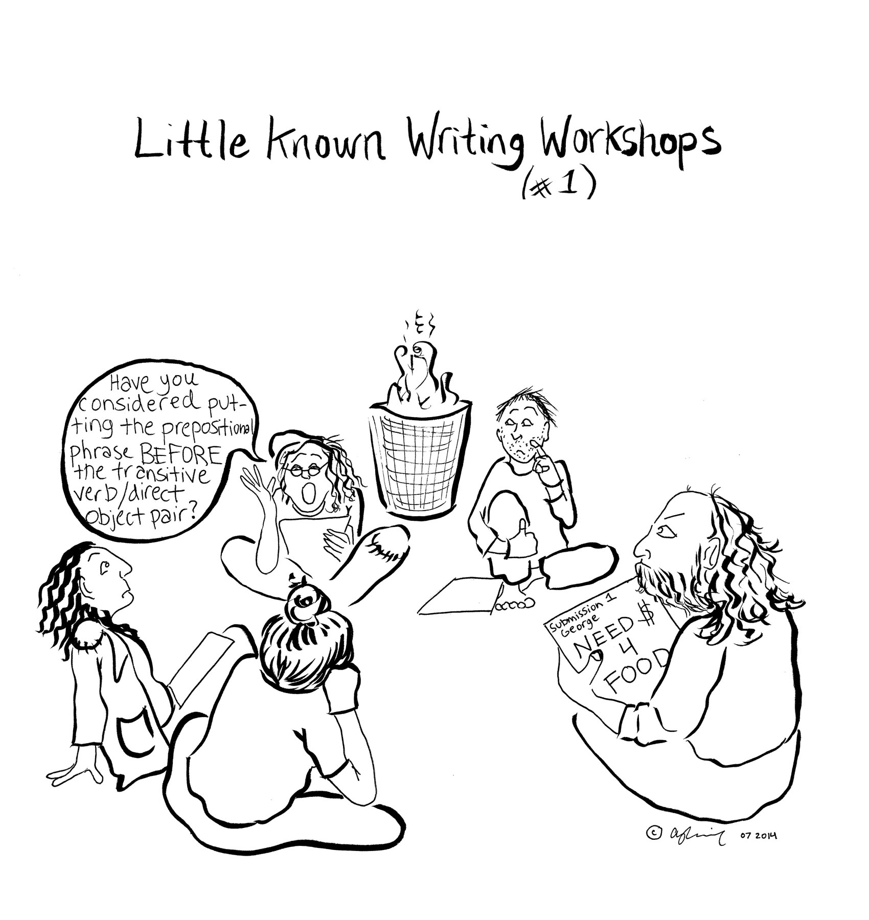Write Workshop 1