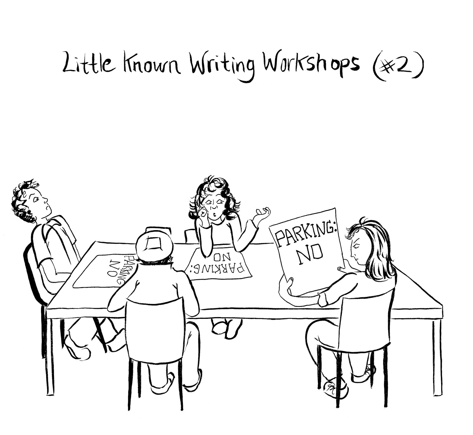 writing workshops 2