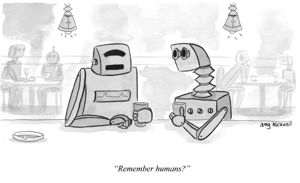 Remember Humans?