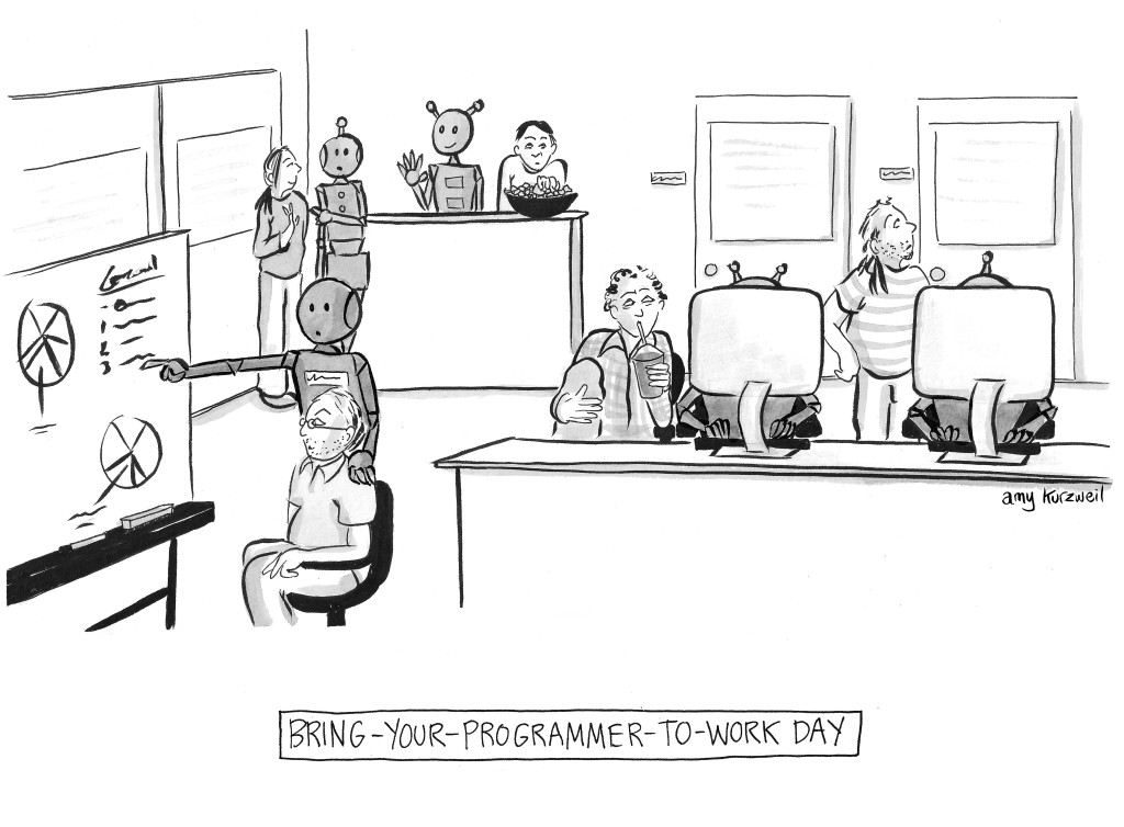 Bring Your Programmer To Work
